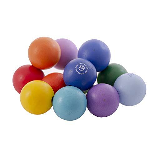 Clásico juguete de bebé de bolas para coger