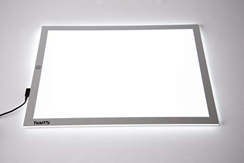 TickiT 73046 Panel de luz de tamaño A3