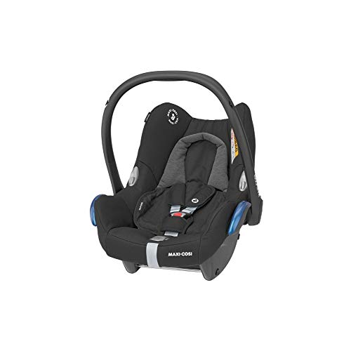 Maxi-Cosi CabrioFix Silla coche bebé, silla de auto infantil reclinable y de alta seguridad, portabebé 0 - 12 meses, 0...