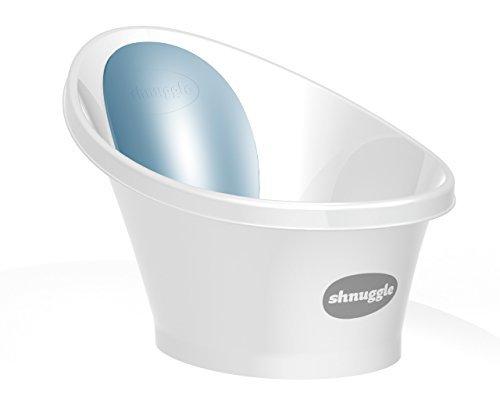 Shnuggle Bañera con Bum Bump Apoyo y respaldo de espuma