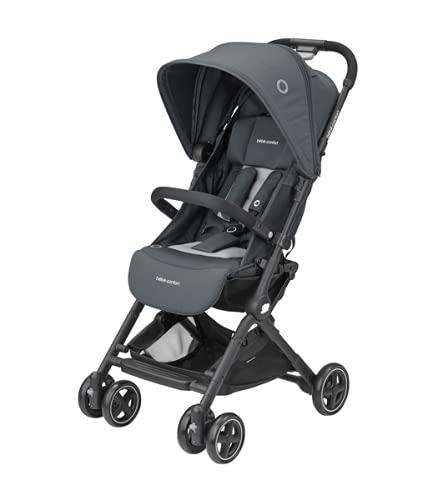 Bébé Confor Lara2 - Cochecito ligero y compacto, reclinable y plegable con cierre automático, carrito de viaje apto...