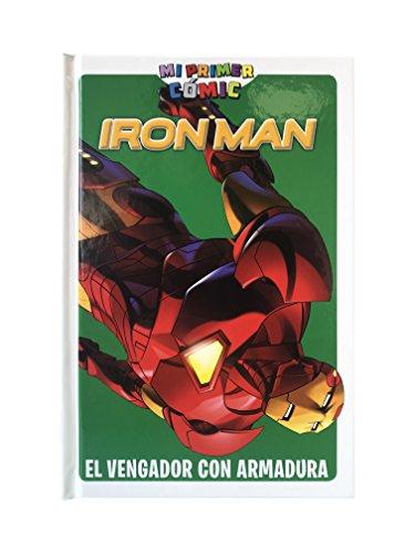 Iron Man, El Vengador con armadura. Mi primer cómic
