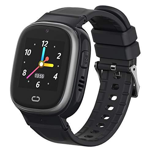 MY WATCH ★ Reloj GPS Niños 2.0 ★ Smartwatch para Niños Color Negro ★ Resistente al Agua ★ Pantalla Táctil ★...