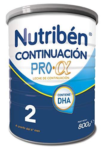 Nutribén Continuación 2 - Pro Alfa - 800 Gr