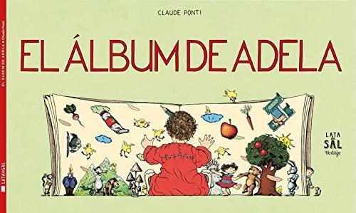 El álbum De Adela (COLECCIÓN VINTAGE)