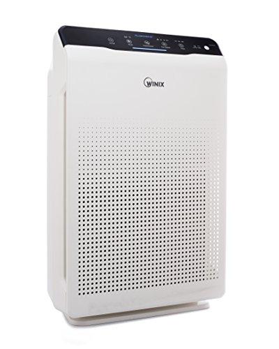 Winix Zero Purificador de Aire. Purificador de Aire para Reducir Virus, Bacterias y Alérgenos, con Filtro True HEPA...