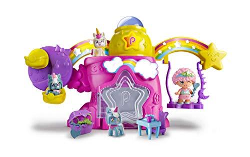 Pinypon - Casita De Las Estrellas-Incluye Figura y Mascota, para niños y niñas a Partir de 4 años, Multicolor (Famosa...