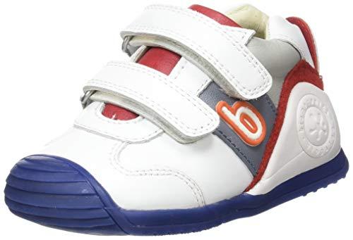 Biomecanics 202148, Zapatillas de Estar por casa, Blanco (Blanco (Sauvage)) B, 20 EU