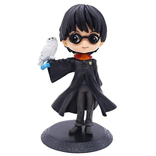 Harry Potter Mini Figuras - YUESEN Harry Potter Cake Topper Niños Mini Juguetes Baby Shower Fiesta de cumpleaños...