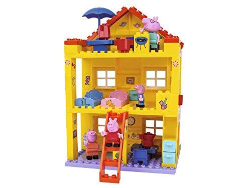 BIG - Juego de construcción para niños Peppa pig , color/modelo surtido