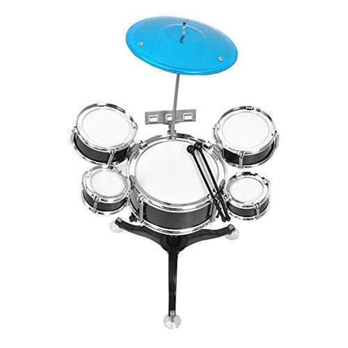 Juego de batería completo para niños Early Education Instrumento musical principiante Juguetes