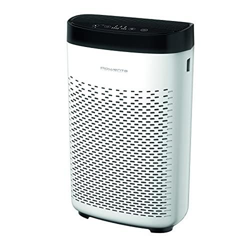 Rowenta Pure Air Essential PU2530 purificador de aire con prefiltro, filtro de carbón activo y filtro de partículas...