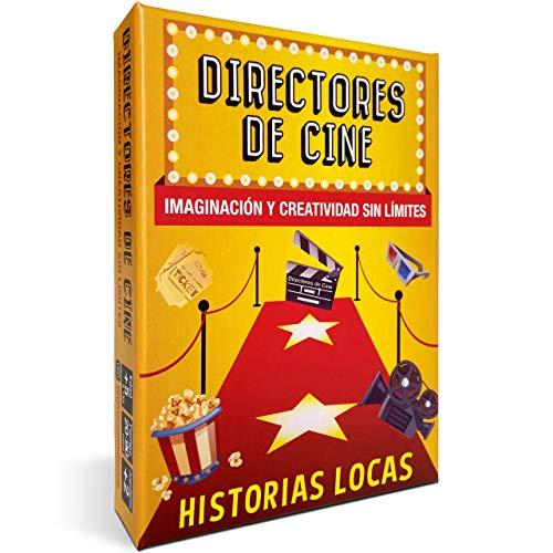 DIRECTORES DE CINE Historias LOCAS Juegos de Mesa Familiares. Divertidísimo Juego Educativo desarrolado por educadores...