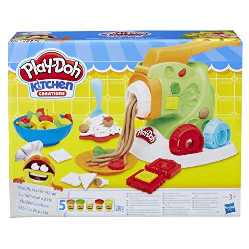 Play Doh- Fábrica de Pasta (Hasbro B9013EU4) , Color/Modelo Surtido