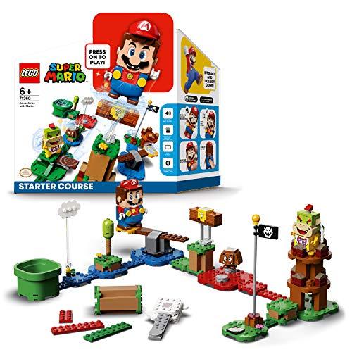 LEGO Pack Inicial: Aventuras con Mario