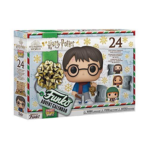 Funko Pop Advent Calendar: Harry Potter, Multicolor (50730)