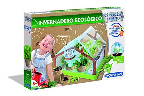 Clementoni Ciencia y Juego- Invernadero Ecológico (55375)