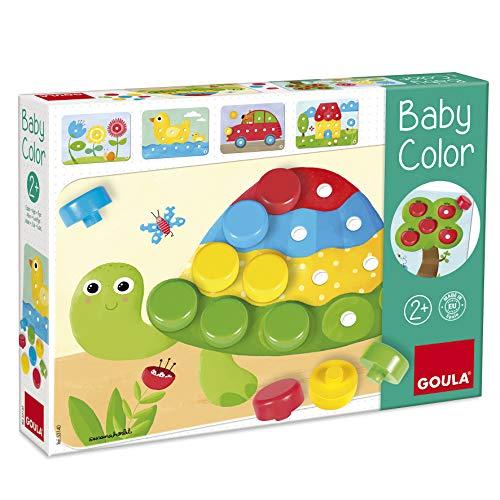 Goula - Baby color - Juego preescolar a partir de 2 años