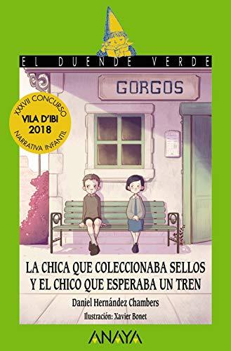 La chica que coleccionaba sellos y el chico que esperaba un tren (LITERATURA INFANTIL - El Duende Verde)