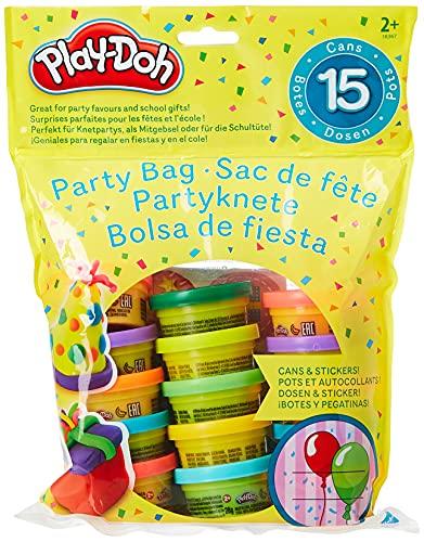 Play Doh Bolsa De 15 Mini Botes, Color/Modelo Surtido