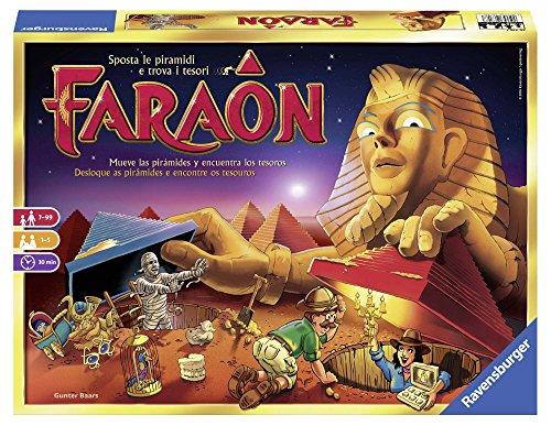 Ravensburger Juego Faraón, Color (26718)