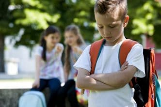 Acoso escolar bullying infantil