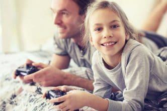 Beneficios videojuegos niños