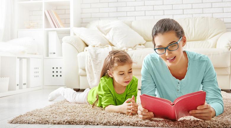 Estimular lectura niños