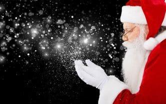 Origen e historia de Papa Noel