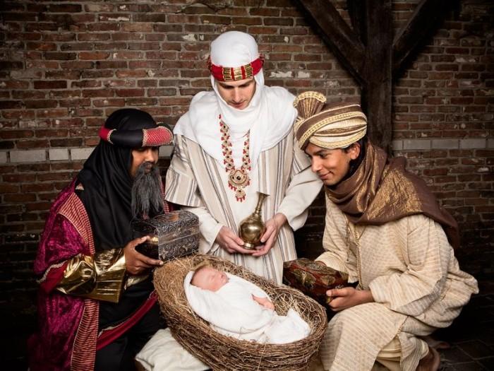 Reyes Magos Origen historia nombres