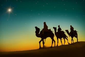 Reyes Magos de Oriente nombres