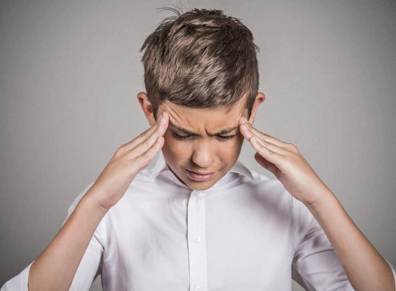 Síntomas niño hiperactivo