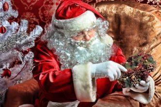 Historia Papá Noel