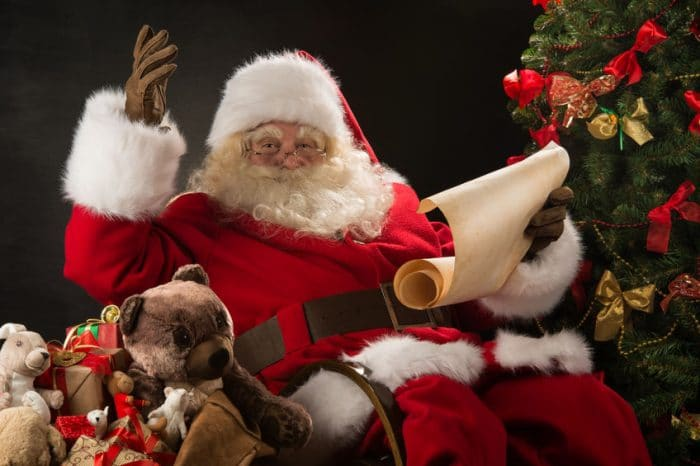 Carta Papa Noel