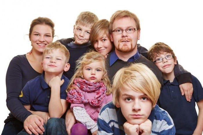 Deducciones para familias numerosas y con discapacitados
