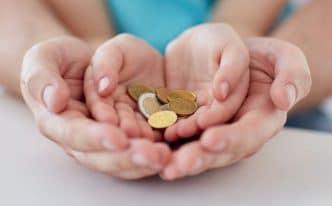 Enseña niños valor dinero