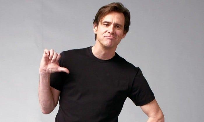Jim Carrey TDAH