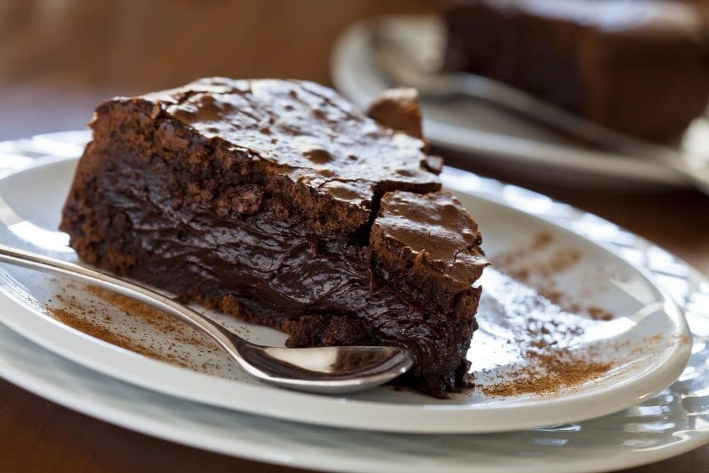 Receta para hacer con niñosPastel de chocolate