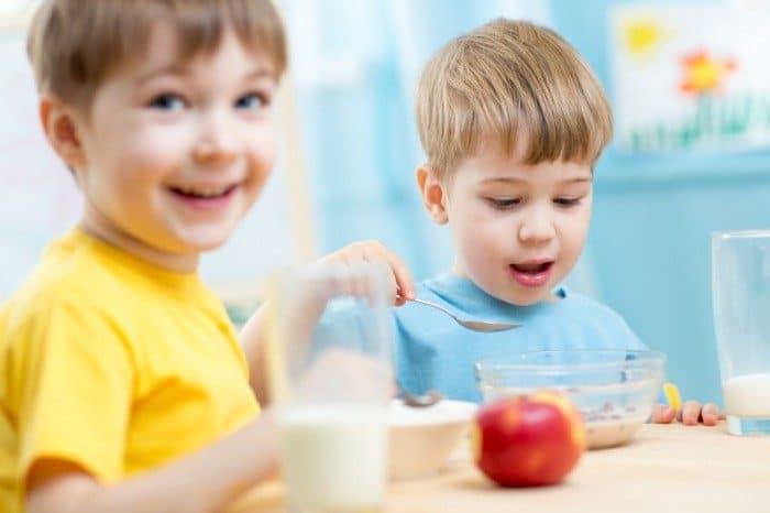 Alimentos que favorecen la concentración en los niños