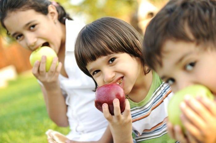 Colesterol en niños
