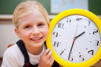 Juegos para aprender las horas del reloj para niños de primaria
