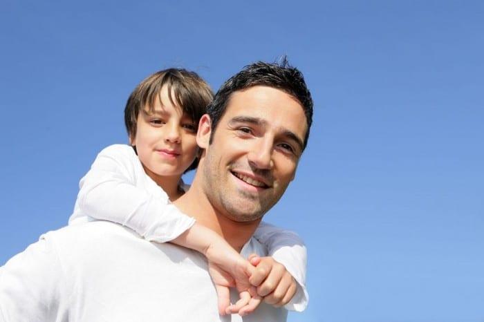 Se hereda el TDAH. Padre e hijo