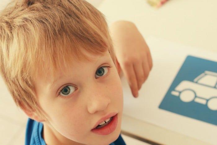 Imagenes Del Autismo Del Autismo Infantil