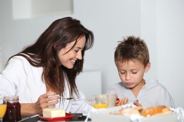 Autismo alimentación