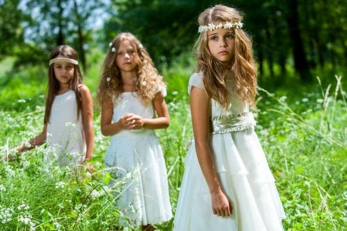 178fd233b Cómo vestir a los niños que llevan los anillos en la boda - Etapa ...