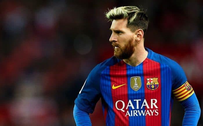 Lionel Messi enfermedad