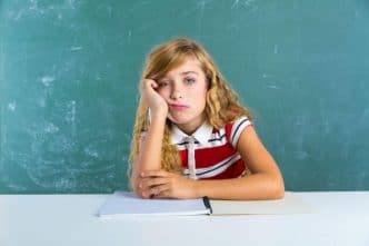 TDAH problemas aprendizaje
