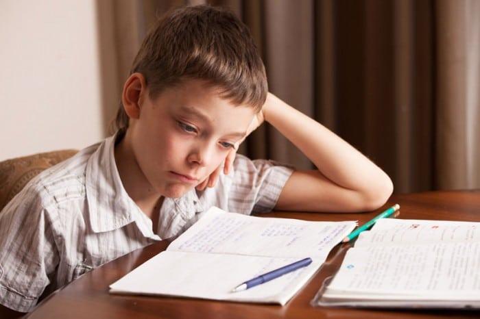 TDAH problemas de aprendizaje
