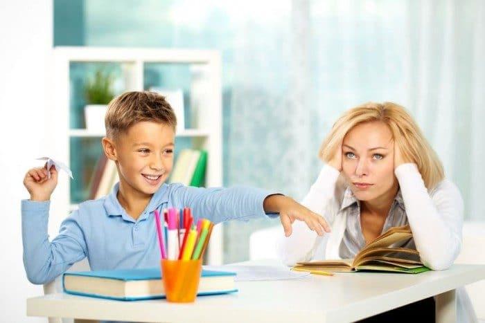 Culpa padres TDAH