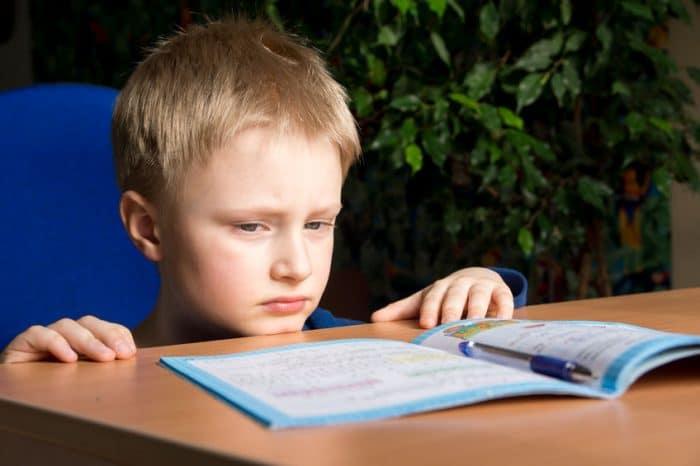 Signos trastorno de aprendizaje